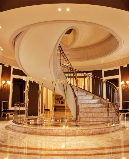 1000+ Images About Winding Staircase On Pinterest