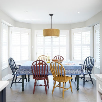 94 best Painted Windsor Chairs images on Pinterest