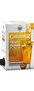 Vodka Cruiser Pineapple Passion Punch 2L
