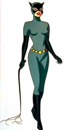 PIPOCA COM BACON - Catwoman, Batman: The Animated Series - #PipocaComBacon