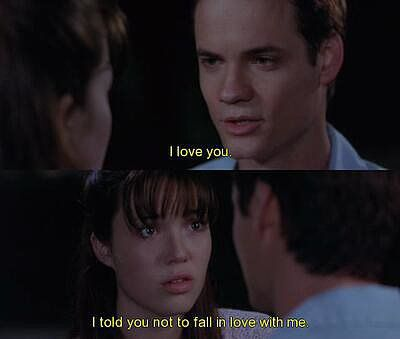 A Walk to Remember | 12 of the Most Heartbreaking Lines on Love | POPSUGAR Love & Sex