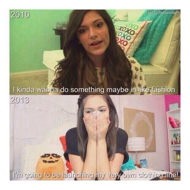 I love Bethany Mota!!<3 she is so pretty! And I'm so glad I met her!!✨
