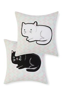 Gabriella Double Sided Cat Cushion