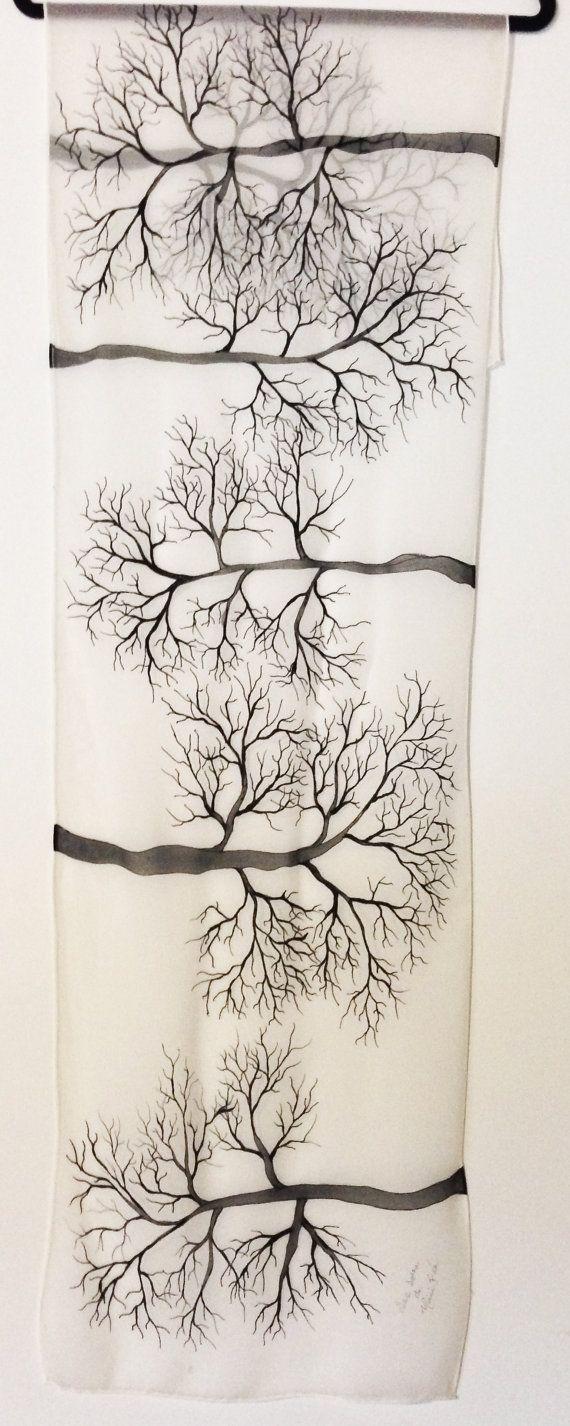 Foulard Collection Chiffon que J'Zen la vie par soiesminifee