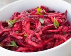 Salade de betteraves (facile, rapide) - Une recette CuisineAZ