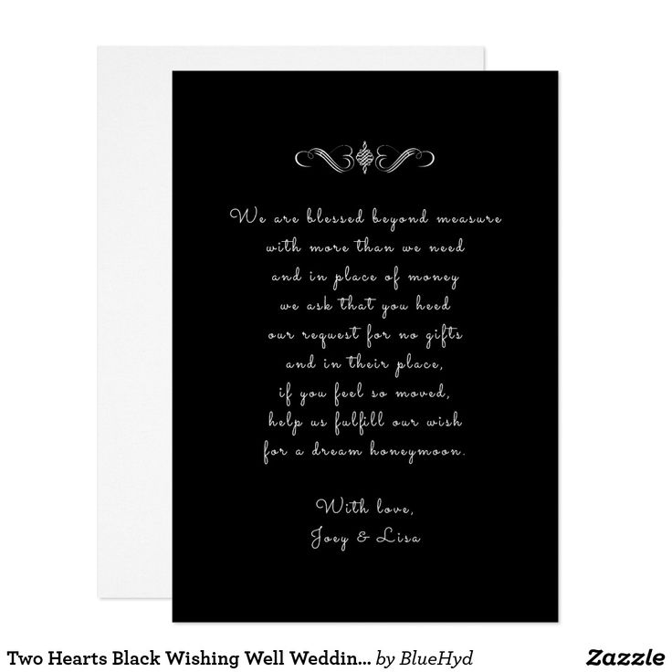 Wedding Thank You Card Wording For Money: 21 Best Monetary Gift Wording Images On Pinterest