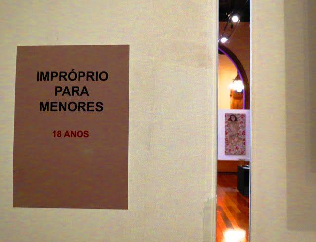 MUSEU DO SEXO HILDA FURACÃO - BELO HORIZONTE ~ Caçadores de Bibliotecas