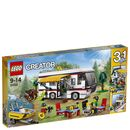 Lego Creator: Vacation Getaways (31052) 31052 Enjoy travelling adventures with this amazing 3-in-1 LEGO® Creator set, featuring an awesome campervan packed with everything you need for the perfect holiday, including a luxurious interior with toil http://www.MightGet.com/january-2017-11/lego-creator-vacation-getaways-31052-31052.asp