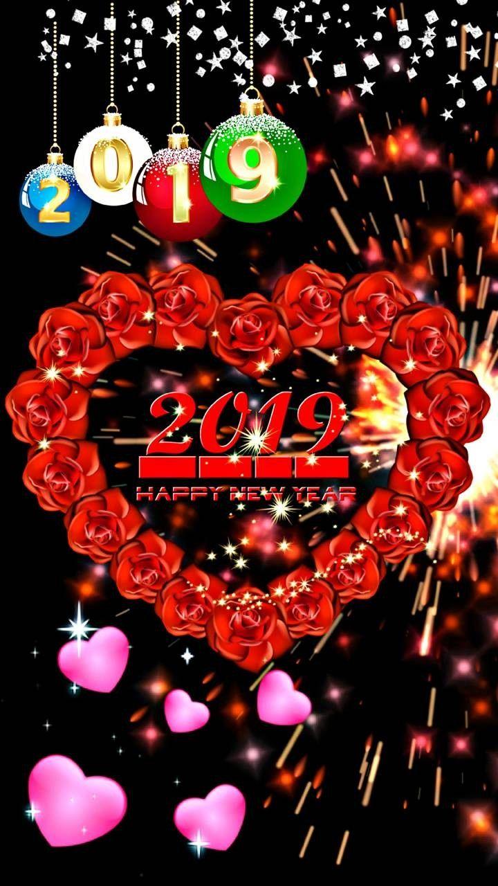 Pin By Bhuvana Konduru On Happy New Year Happy New Year Happy New Poster