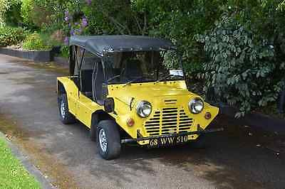 eBay: 1968 Mini Moke Original UK build car