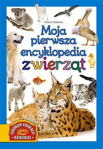 Moja pierwsza encyklopedia zwierząt -   Kotecka Marta , tylko w empik.com: 23,49 zł. Przeczytaj recenzję Moja pierwsza encyklopedia zwierząt. Zamów dostawę do dowolnego salonu i zapłać przy odbiorze!