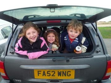 surviving summer car trips with kids