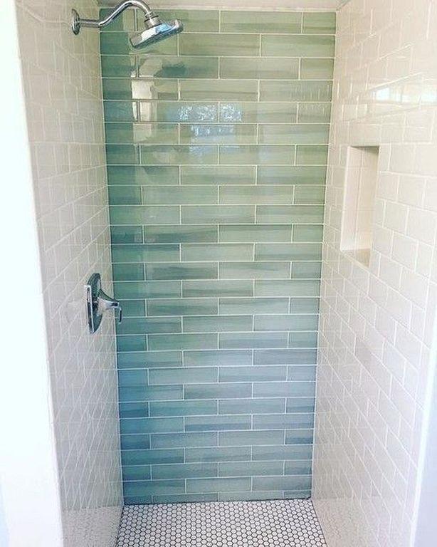 20 Beautiful Coastal Tile Design Ideas For Bathroom Shower Small Bathroom Remodel Bathroom Tile Designs Remodel Bedroom