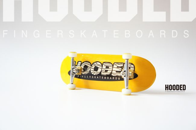 Hoodedfingerskateboards #指スケ