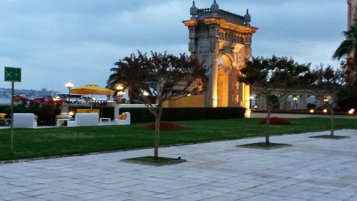 Cirahan palace