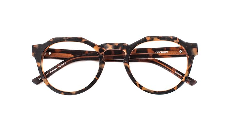 being blind maybe not so bad any more  Cheap Monday glasses - BEESWAX