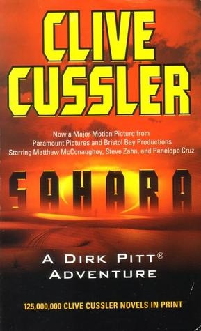 Sahara by Clive Cussler. Crazy good book but not for the faint of heart. The movie, while good, did not do it justice.