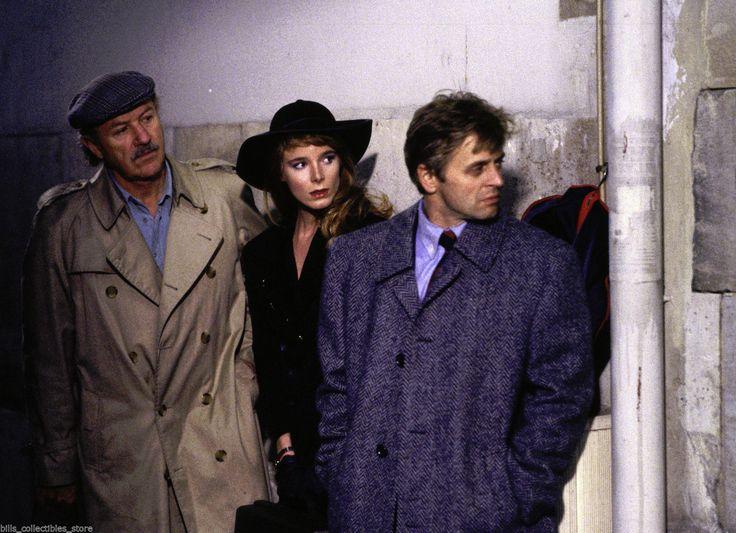 Mikhail Baryshnikov, Gene Hackman, Geraldine Danon in 'Company Business', 1991