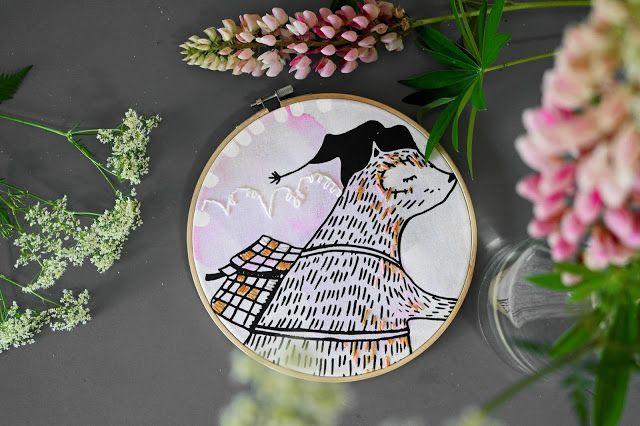 embroidery kirjonta
