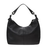 Black Hobo Bag
