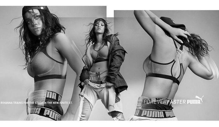 Kampania Forever Bold PUMA with Rihanna