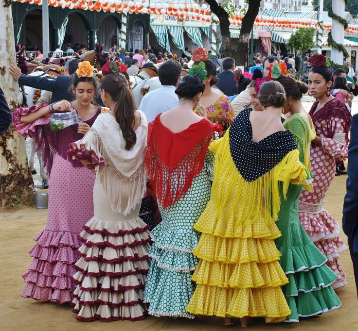 flamenco feria de sevilla - Buscar con Google
