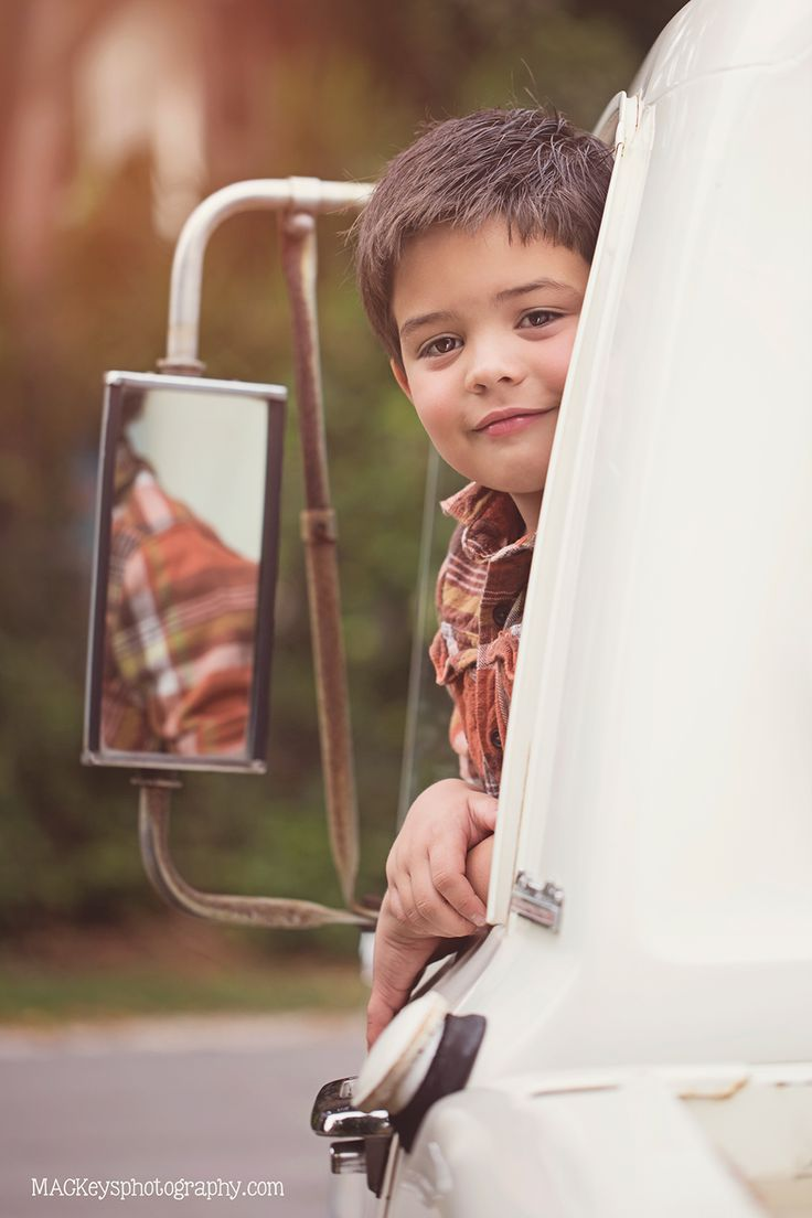 My sweet boy is getting so big. MAC Keys Photography   Florida Keys Child Photographer #boys and #trucks #photography