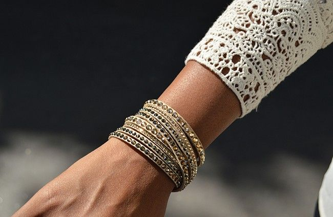 Swarovski Slake Bracelet available at Day's Jewelers !