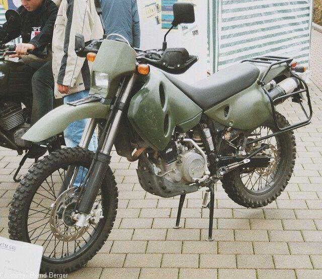 ¿Que moto elegiriais como moto militar? - ForoCoches