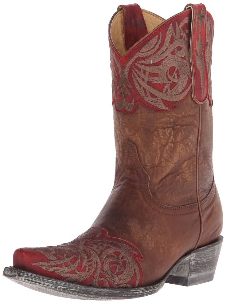 Womens Yippee Kay Yay by Old Gringo Women's America Eagle Western Boot Outlet York Size 38