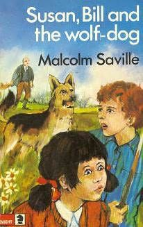 Susan, Bill and the wolf-dog by Malcolm Saville