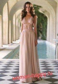 Как сделать греческое платье дома