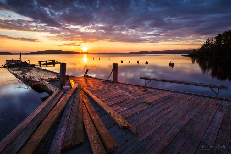 Sunrise in Juurikkasaari IV 06.15 by m-eralp on DeviantArt