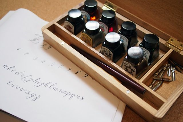 Best 25 Learn Calligraphy Ideas On Pinterest