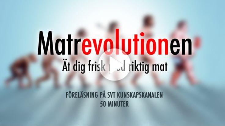 Matrevolutionen på Kunskapskanalen