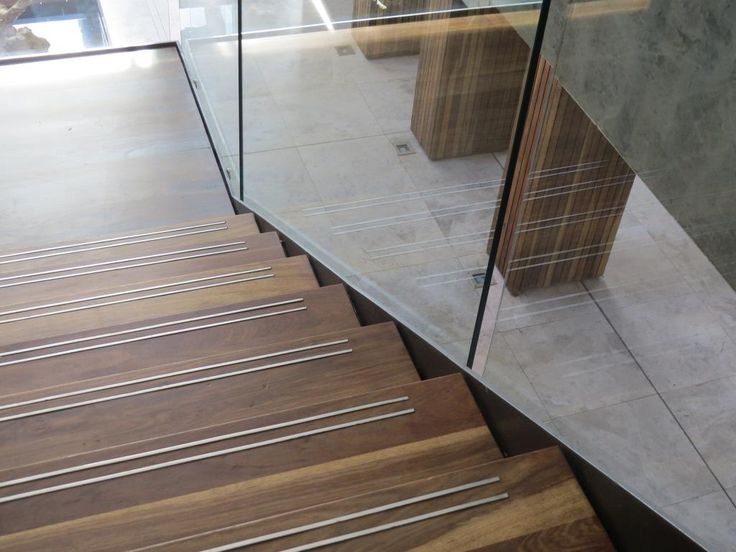 Staircase detail. Thai Contemporary fusion home, Cape Town, South Africa. By RennieScurrAdendorff Architects