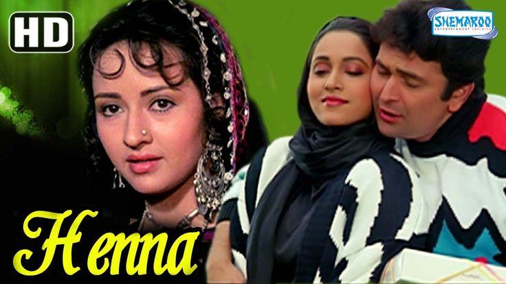 Henna {HD} - Rishi Kapoor - Zeba Bakhtiar - Ashwini Bhave - Old Hindi Movie