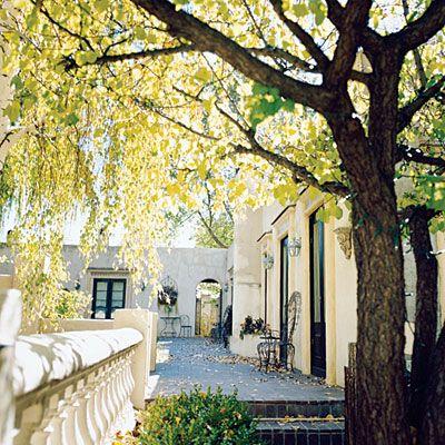 Palacio de Marquesa Bed & Breakfast Inn, Taos, NM - Top 10 Ski Trip Hotels - Sunset