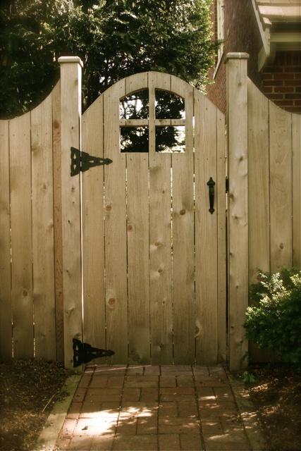 17 Best Images About Side Yard Gates Amp Fences On Pinterest