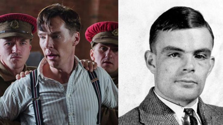 "Benedict Cumberbatch brings the fascinating life of British codebreaker Alan Turing to the big screen in the new biopic ""The Imitation Game.""  Who was the real Alan Turing? Read on to find  out. . ."