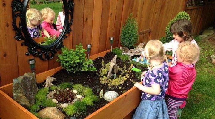 20 Charming Fairy Garden Ideas For Kids Design