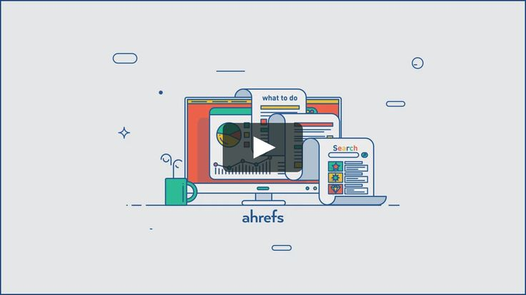This video tells us about SEO platform – Ahrefs.  illustration / animation: Alexander Tumanov music / sound design: Daruma Audio  Presentation on BEHANCE: https://www.behance.net/gallery/36551745/ahrefs  Version…