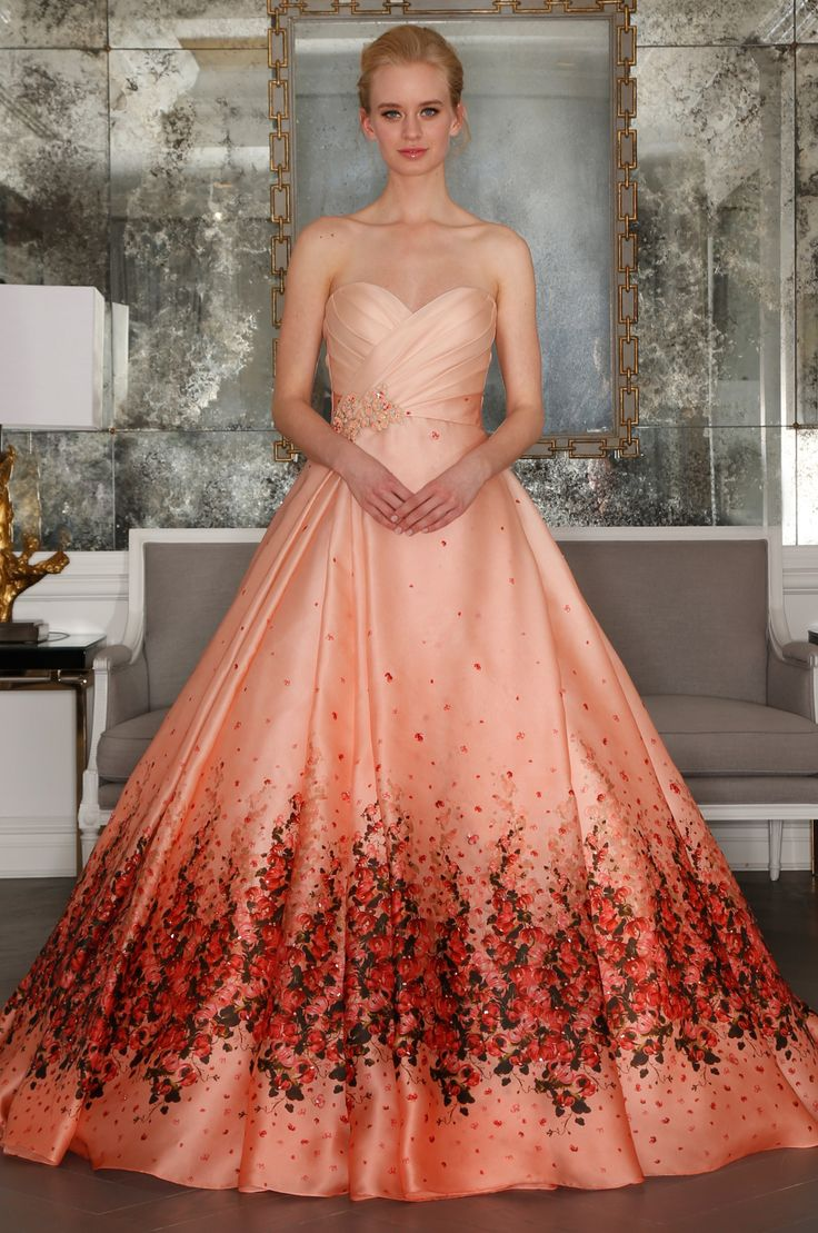 10 best Wedding Gowns On Trend images on Pinterest | Princess fancy ...