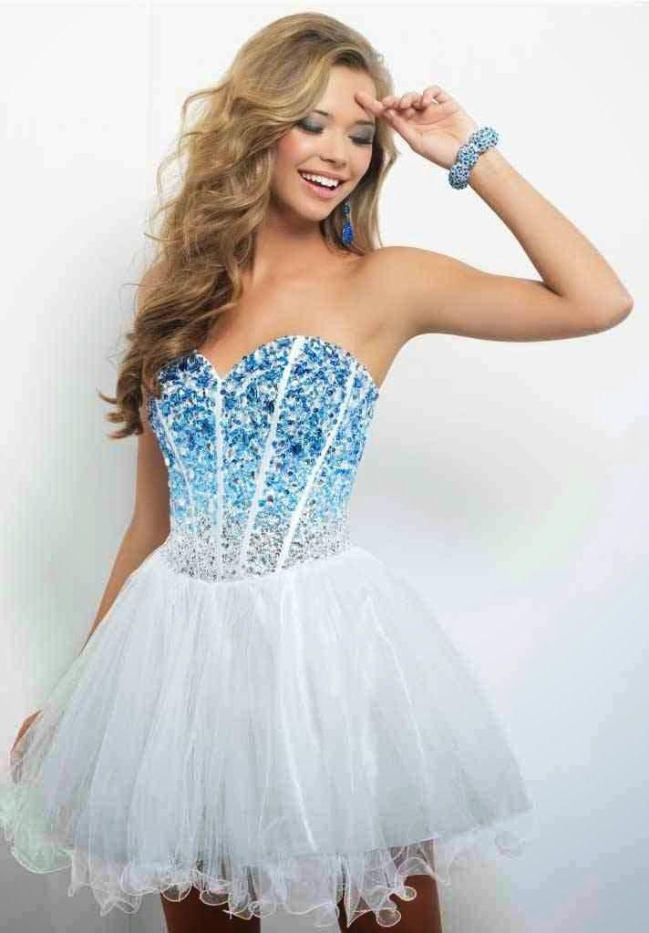 Fenomenales vestidos cortos de fiesta | Moda y tendencias