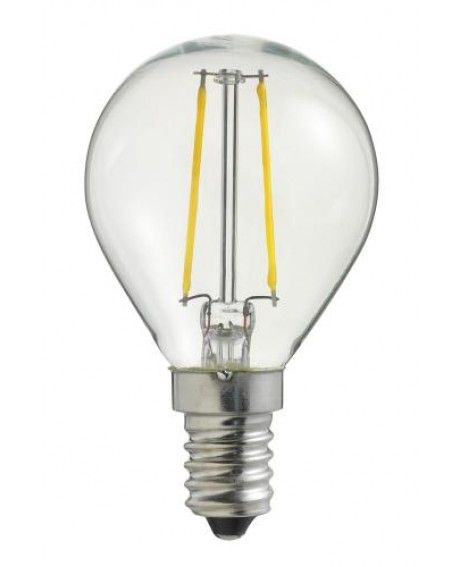LEDISON Mainoslamppu kirkas E14 2W 230lm