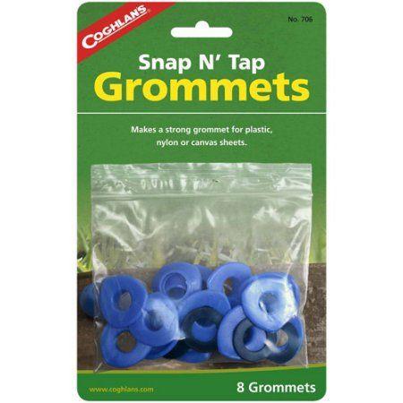 Coghlan's Plastic Grommets, Blue