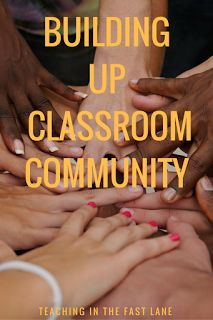 Classroom community building activities to make every classroom more compassionate, caring, and inclusive!