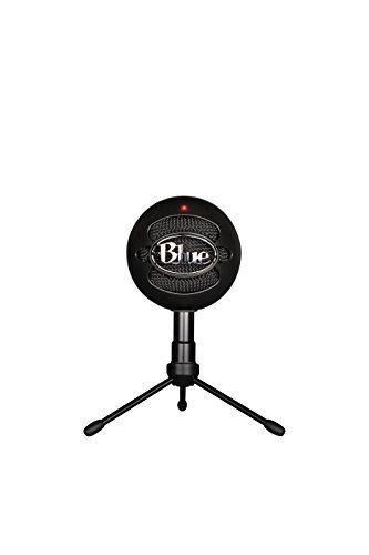Blue Snowball iCE Condenser Microphone Cardioid Black Microphones Wireless Pro #BlueMicrophones