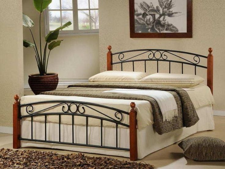 1000+ Ideas About Metal Bed Frames On Pinterest