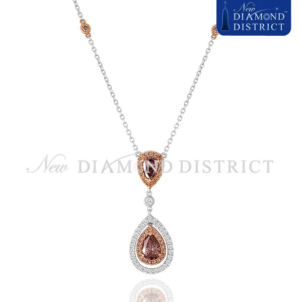 New Diamond District on ebay - Pendants & Necklaces